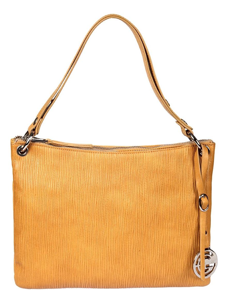 Женская сумка Mustard 1314427 (горчичная) фото