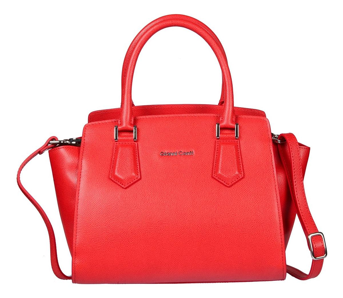 Женская сумка Coral 2153202 (коралловая) цена 2017