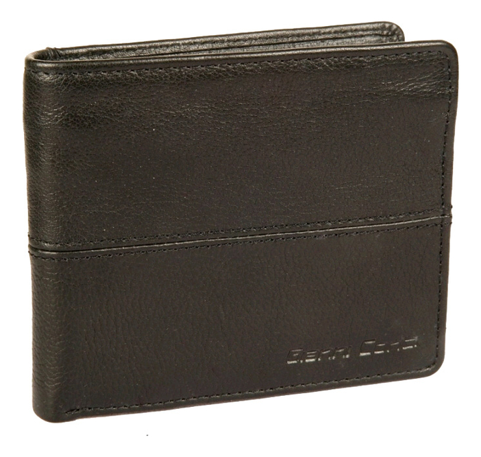 цена Портмоне Black 1137460E (черное) онлайн в 2017 году