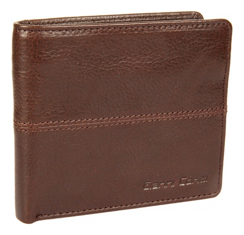 Портмоне Dark Brown 1137460E (коричневое) cover for avtodokumentov gianni conti 1817456 dark brown