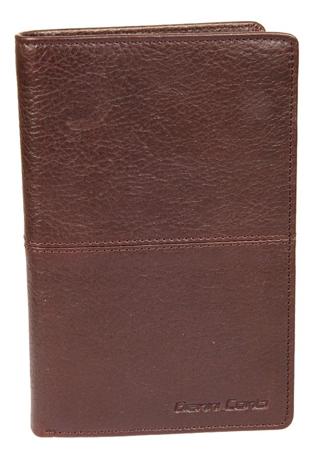 Портмоне Dark Brown 1138028 (коричневое) недорого