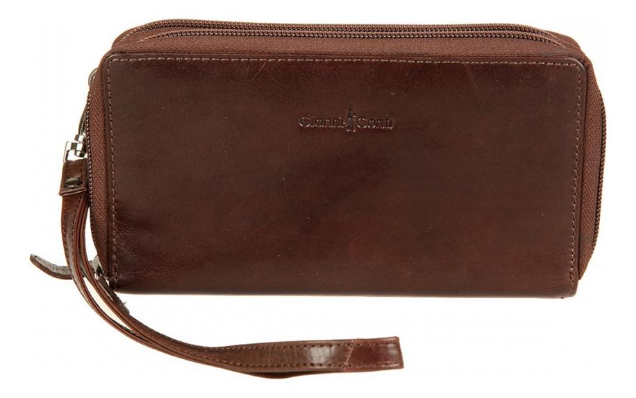 Портмоне Brown 708406 (коричневое) недорого