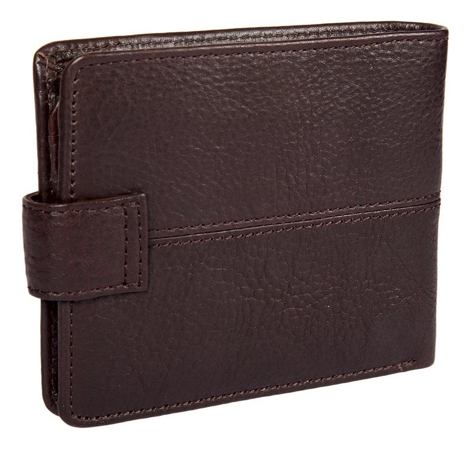 Портмоне Dark Brown 1137075 (коричневое) кошельки бумажники и портмоне gianni conti 1137075 dark brown