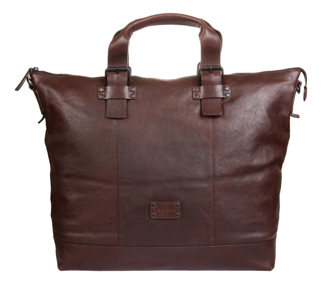 Дорожная сумка Dark Brown 1132074 (коричневая) фото