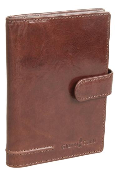 Обложка для документов Brown 708454 (коричневая) фото