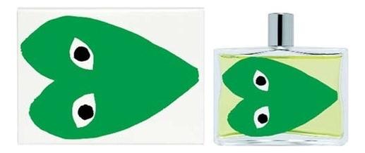 Купить Play Green: туалетная вода 100мл, Comme des Garcons
