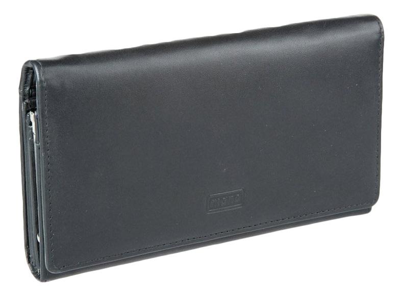 Фото - Кошелек Black 13407 (черный) кошелек mano mano mp002xm1rmp9