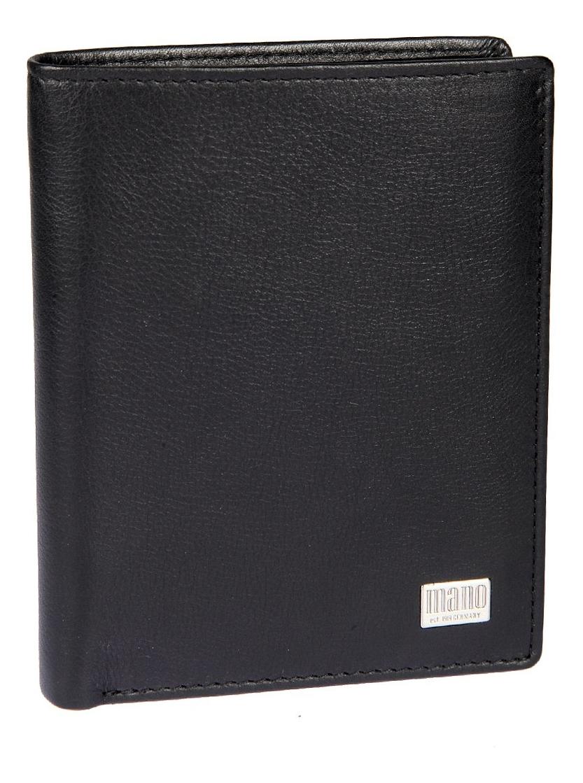 Портмоне Linea Black 15805 coin purse mano 15809 linea black