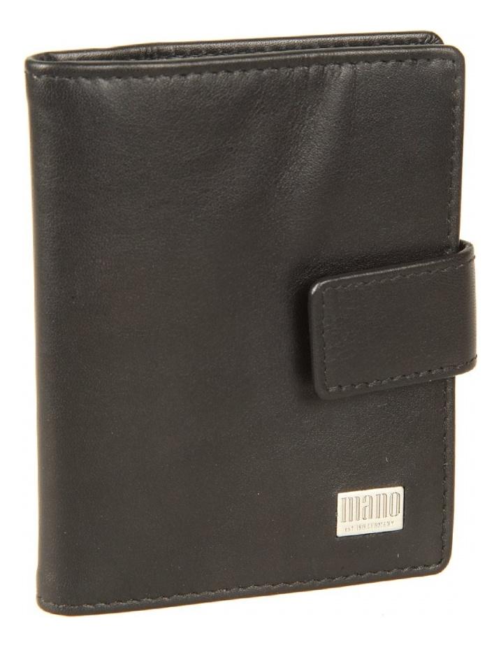 Визитница Linea Black 15814 (черная) coin purse mano 15809 linea black