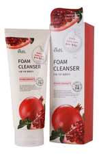 Ekel Пенка для умывания с экстрактом граната Foam Cleanser Pomegranate 180мл