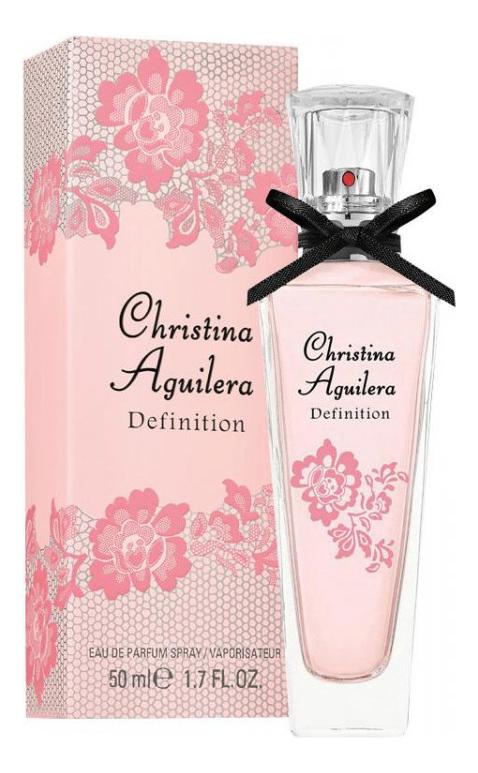 Christina Aguilera Definition: парфюмерная вода 50мл лонгслив printio christina aguilera