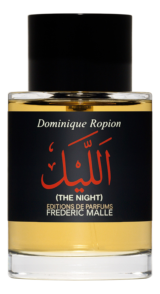 Frederic Malle The Night: парфюмерная вода 100мл frederic malle the night парфюмерная вода 100мл