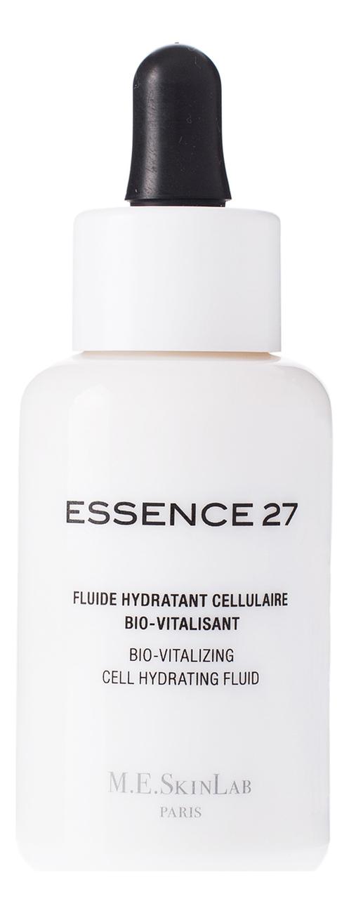 Купить Био-оживляющая сыворотка для лица увлажняющая Essence 27 Bio-Vitalizing Cell Hydrating Fluid 50мл, COSMETICS 27