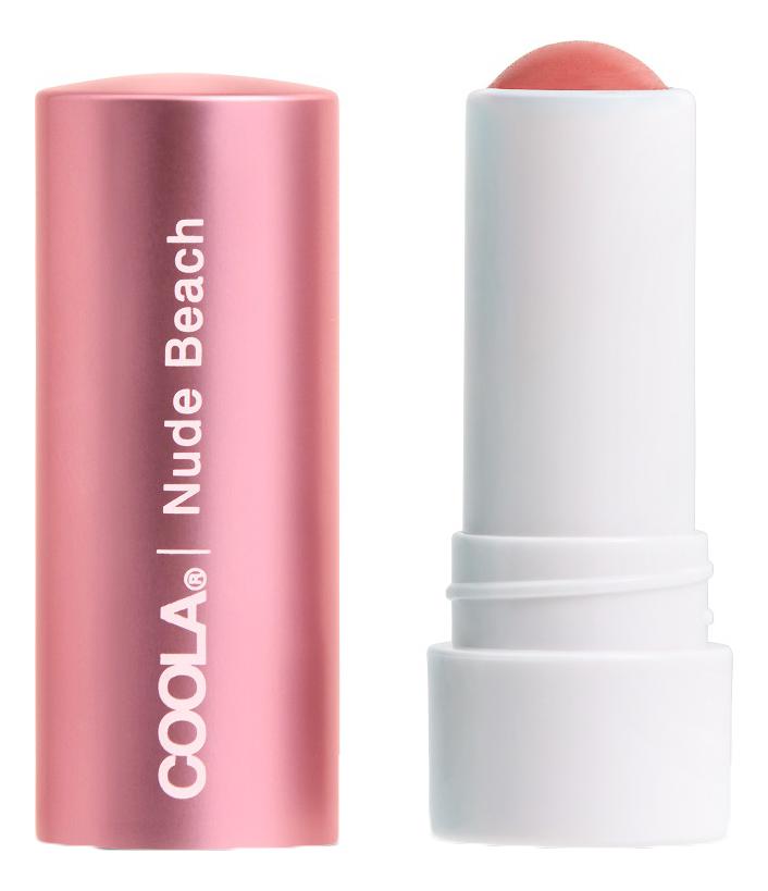 Оттеночная солнцезащитная помада для губ Lipstick SPF30 4,2г: Nude Beach фото