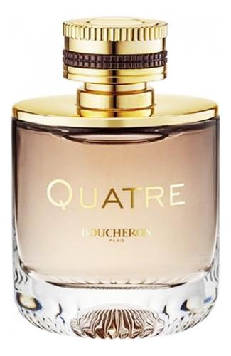 Boucheron Quatre Absolu De Nuit Pour Femme: парфюмерная дымка для тела 50мл