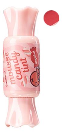 Тинт-мусс для губ Конфетка Saemmul Mousse Candy Tint 8г: 04 Grapefruit Mousse тинт мусс для губ конфетка saemmul mousse candy tint 8г 04 grapefruit mousse