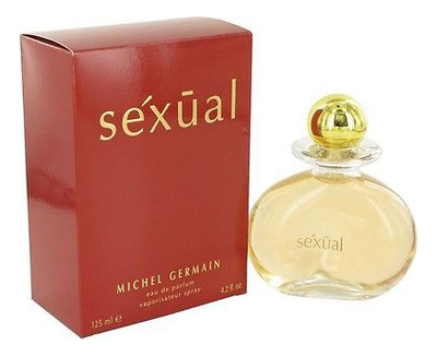 Michel Germain Sexual: парфюмерная вода 125мл