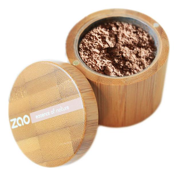 Купить Минеральная рассыпчатая пудра 15г: 505 Coffe Beige, ZAO