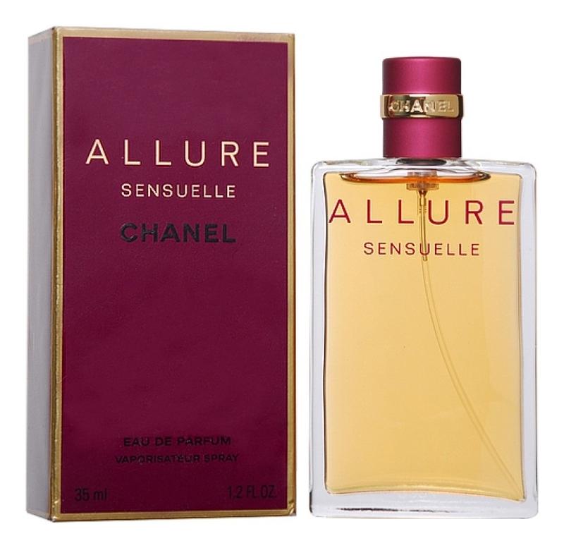 Chanel Allure Sensuelle: парфюмерная вода 35мл парфюмерная вода chanel allure