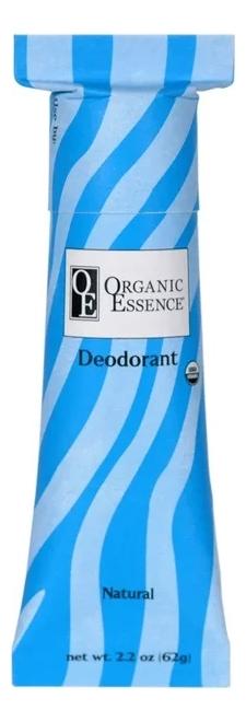 Органический дезодорант Deodorant Natural 62г (без запаха)
