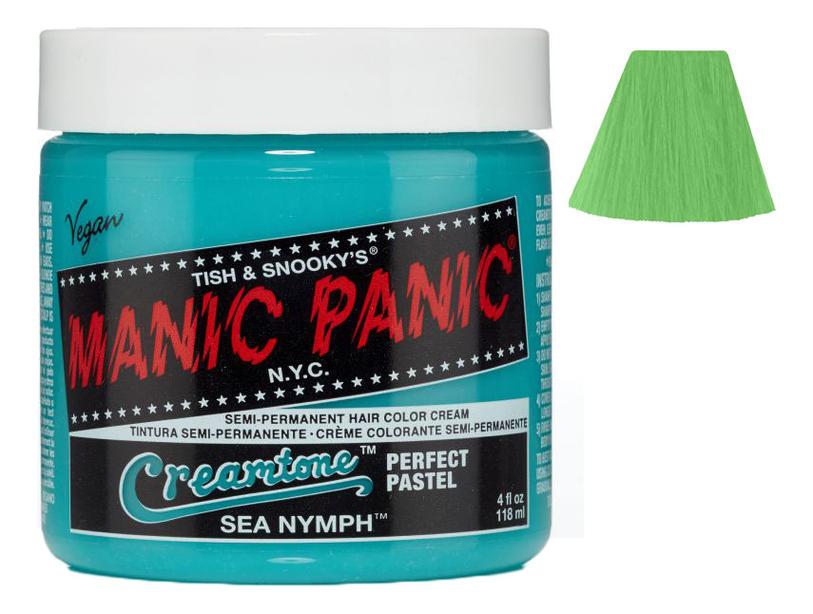 Купить Краска для волос Creamtone Perfect Pastel 118мл: Sea Nymph, Manic Panic