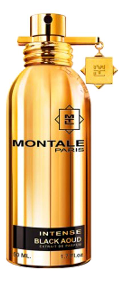 Montale Intense Black Aoud: парфюмерная вода 50мл montale aoud night парфюмерная вода 50мл