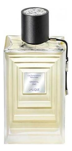 Купить Oriental Zinc: парфюмерная вода 100мл тестер, Lalique