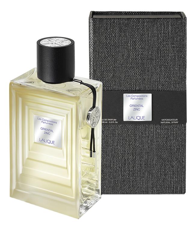 Купить Oriental Zinc: парфюмерная вода 100мл, Lalique
