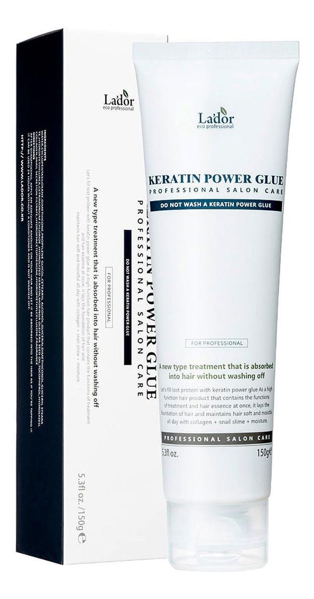Купить Сыворотка для секущихся кончиков волос Keratin Power Glue: Сыворотка 150г, La`dor