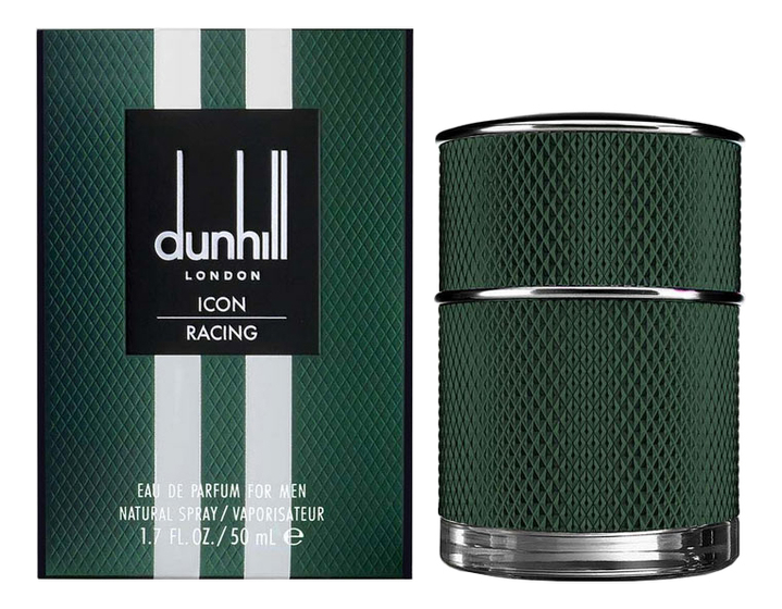 Alfred Dunhill Icon Racing: парфюмерная вода 50мл