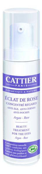 Сыворотка для кожи вокруг глаз Сияние розы Eclat De Rose Concentre Regard Anti-Age 15мл сыворотка sibirbotaniq интенсивный anti age пептидная для области вокруг глаз 10 мл