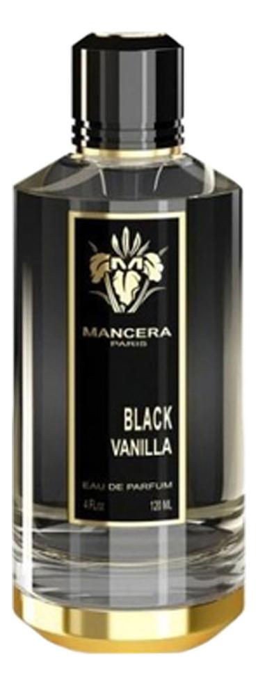 Mancera Black Vanilla: парфюмерная вода 2мл