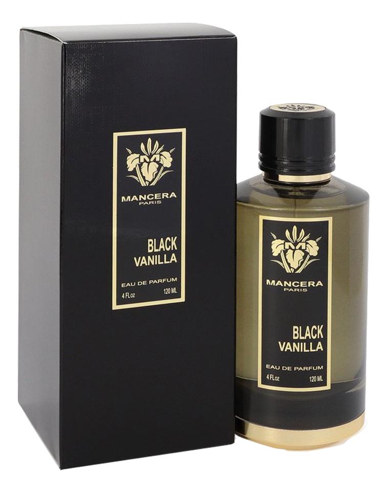 Купить Mancera Black Vanilla: парфюмерная вода 120мл