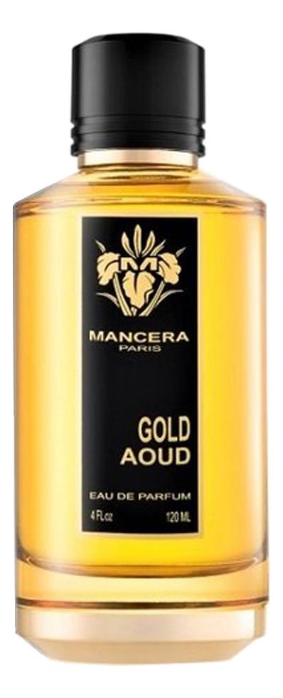 Mancera Gold Aoud: парфюмерная вода 8мл mancera intensitive aoud gold парфюмерная вода 8мл