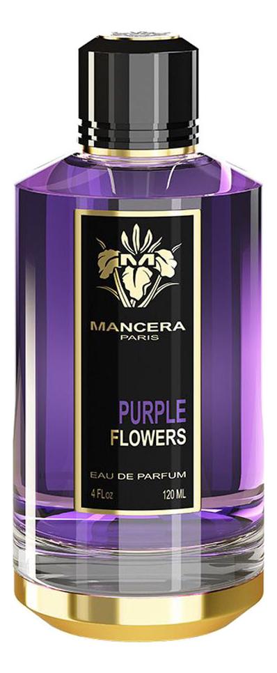 Mancera Purple Flowers: парфюмерная вода 8мл цена и фото