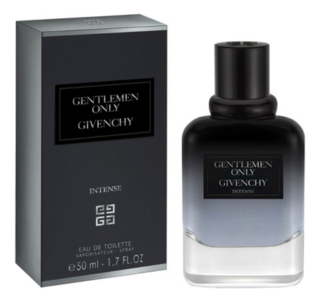 Givenchy Gentlemen Only Intense: туалетная вода 50мл givenchy gentlemen only absolute парфюмерная вода 3мл