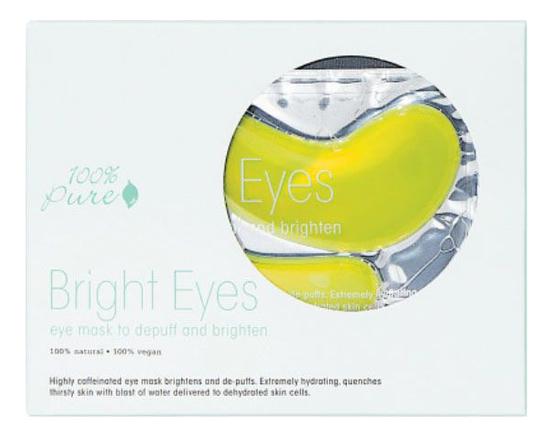 Восстанавливающая маска для кожи вокруг глаз Eye Mask Bright Eyes Boxed: Маска 5*8г