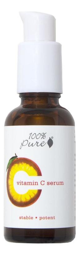Сыворотка для лица с витамином С Vitamin Serum 30мл сыворотка для сияния кожи лица с витамином с vitamin c ester brightening serum 30мл