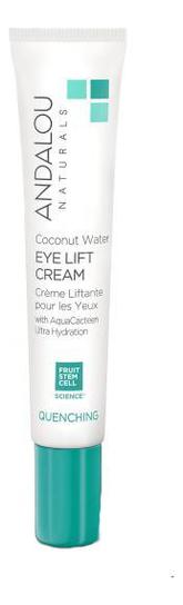 Купить Лифтинг-крем для кожи вокруг глаз с экстрактом кактуса Quenching Coconut Water Eye Lift Cream 18г, Andalou Naturals