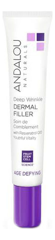 Пептидный филлер от глубоких морщин Age Defying Deep Wrinkle Dermal Filler 18мл engrained engrained deep rooted