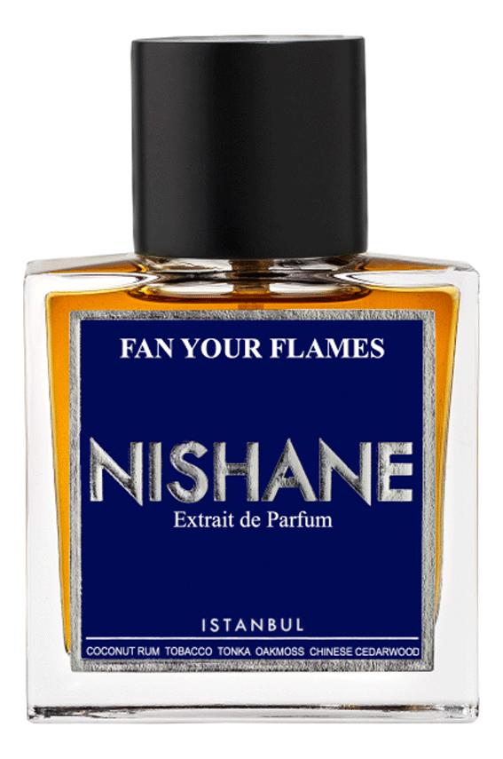 Купить Fan Your Flames: духи 100мл, Nishane