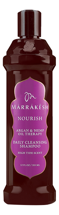 Шампунь для волос укрепляющий Nourish Daily Cleansing Shampoo High Tide Scent: Шампунь 355мл