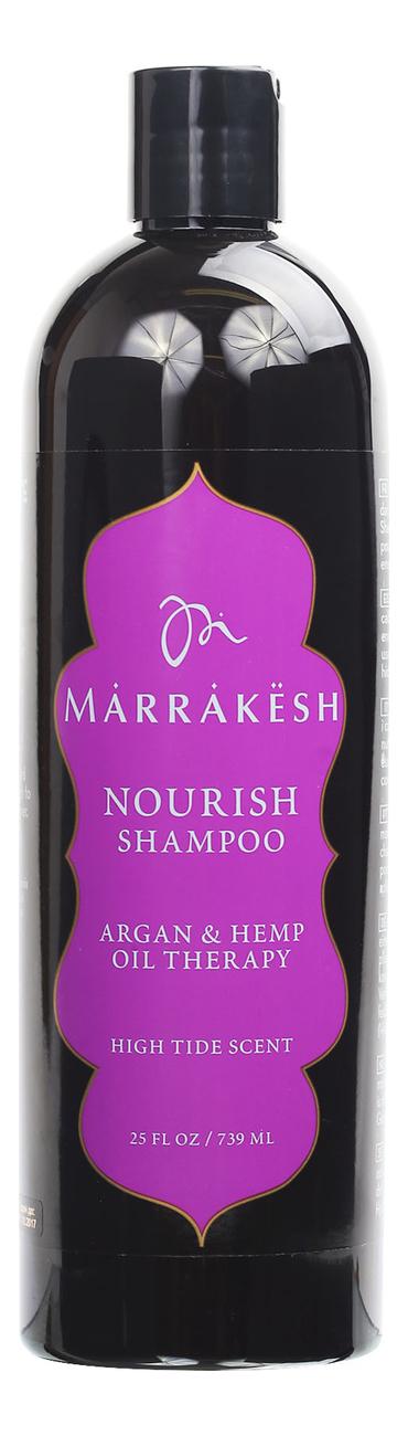Фото - Шампунь для волос укрепляющий Nourish Daily Cleansing Shampoo High Tide Scent: Шампунь 739мл sprin summer tide brand new high