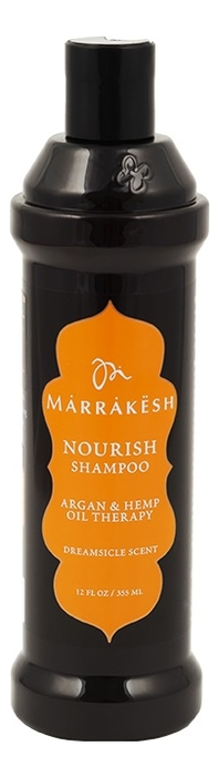 Купить Шампунь для тонких волос Nourish Daily Cleansing Shampoo Dreamsicle Scent: Шампунь 355мл, Marrakesh