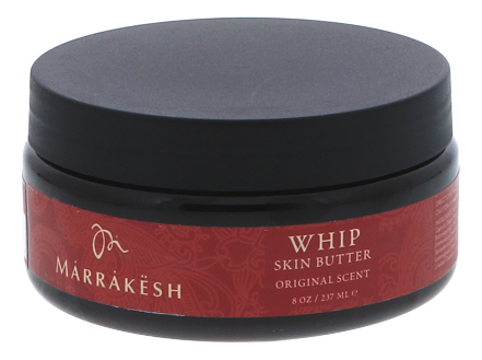 Густое масло для тела WHIP Skin Butter Original Scent 226г marrakesh масло whip skin butter питательное густое для тела аромат isle of you 240 мл