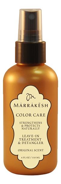Фото - Несмываемый спрей-кондиционер волос Color Care Leave-In-Treatment & Detangler Original Scent 118мл спрей для волос восстанавливающий mugens zen care ss treatment 500мл