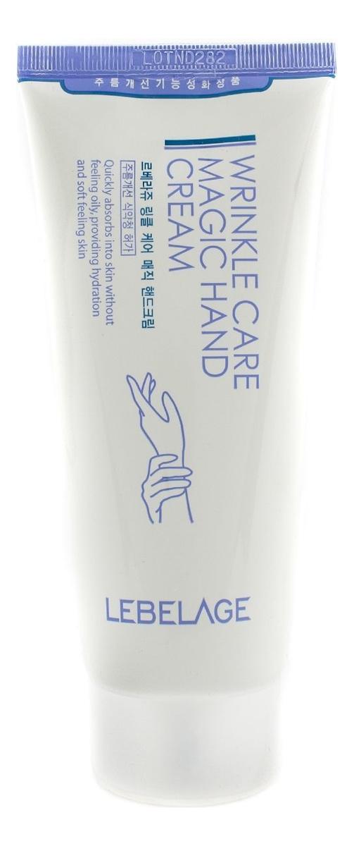 Крем для рук против морщин Wrinkle Care Magic Hand Cream 100мл недорого