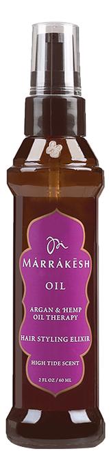 Масло для волос укрепляющее Oil Hair Styling Elixir High Tide Scent 60мл