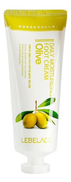 Крем для рук увлажняющий с экстрактом оливы Daily Moisturizing Olive Hand Cream 100мл цена 2017