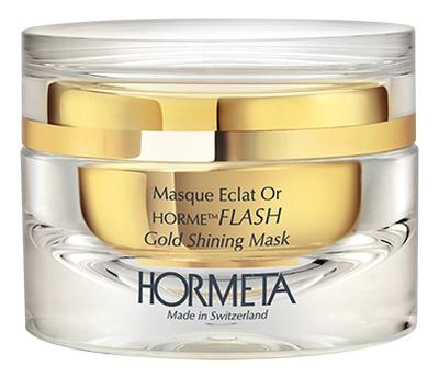 Купить Маска для лица Золотое Сияни ОрмеФЛЭШ Masque Eclat Or 50мл, HORMETA